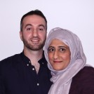 Rabia and Ahmed
