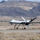 USAF drone - picture credit Bryan Jones